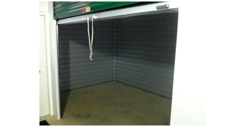10x15 Climate Controlled Storage Unit