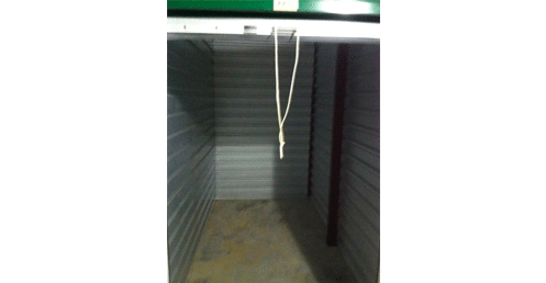 5x10 Climate Controlled Storage Unit